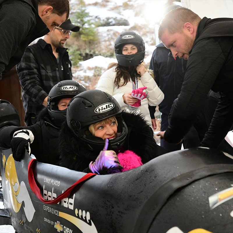 Public Bobsled Ride