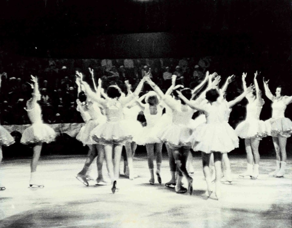 Lake Placid Ballet on Ice