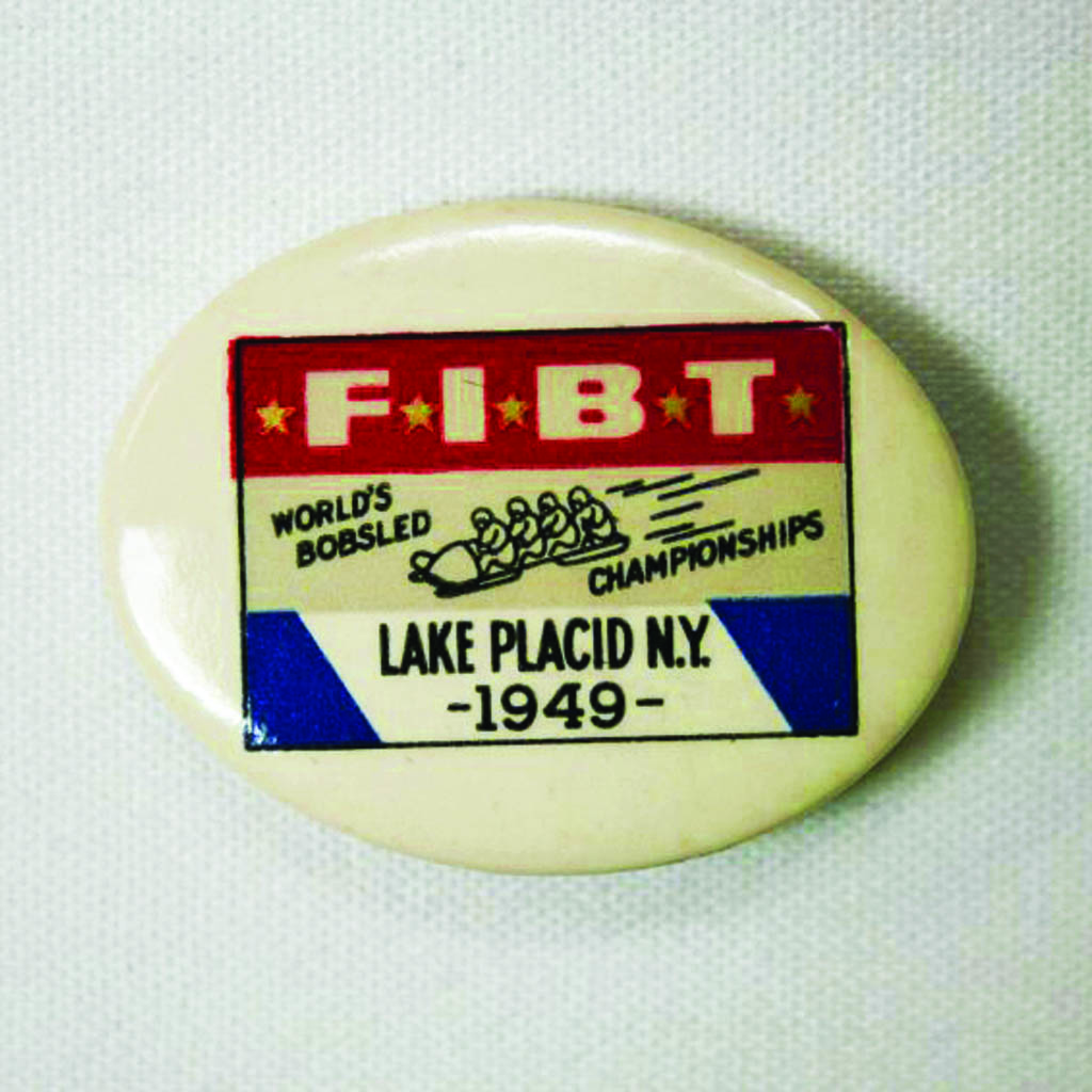 1949 World Championship pin