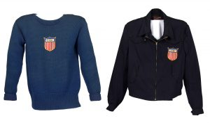 1940 Olympic Uniform