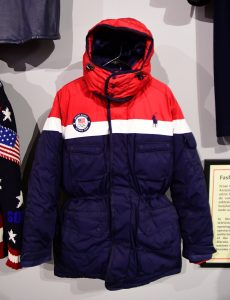 2018 US Olympic Opening Ceremony Team Uniform