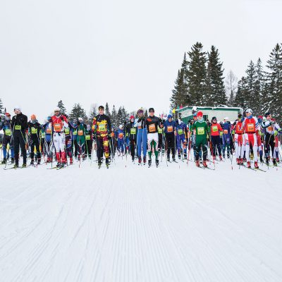 Loppet Juniors at Mt. Van Hoevenberg