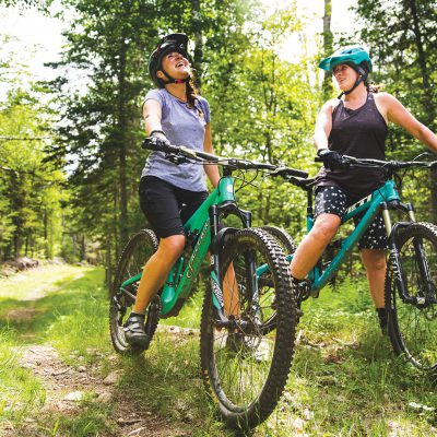 Discover Mountain Biking at Mt. Van Hoevenberg