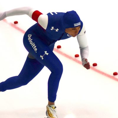 Brittany Bow - Olympic Speed Skater