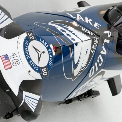 World Championship Bobsled and Skeleton Sled