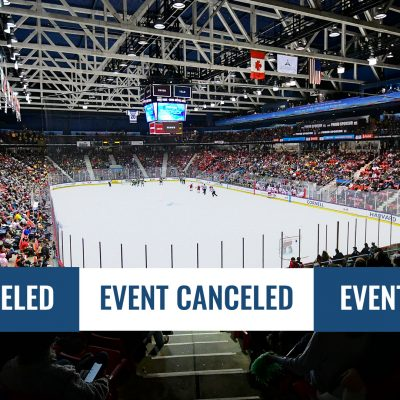 ECAC Event Canceled
