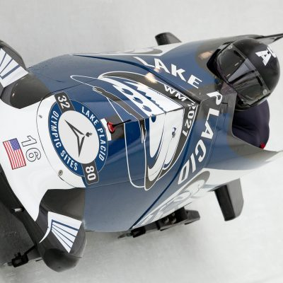 World Championship sled